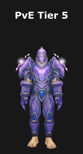 Transmogrification Paladin Pve Tier 5 Set Wod 6 2 World Of Warcraft Icy Veins