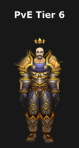 Paladin PvE Tier 6 Set
