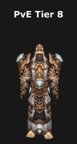 Paladin PvE Tier 8 Set