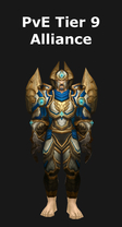 Paladin PvE Tier 9 Alliance Set