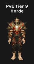 Paladin PvE Tier 9 Horde Set