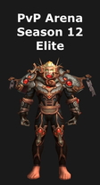 Paladin PvP Arena Season 12 Elite Set