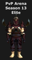 Paladin PvP Arena Season 13 Elite Set