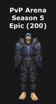 Paladin PvP Arena Season 5 Epic Set (200)