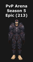 Paladin PvP Arena Season 5 Epic Set (213)