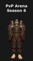 Paladin PvP Arena Season 6 Set
