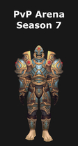 Paladin PvP Arena Season 7 Set