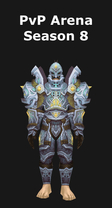 Paladin PvP Arena Season 8 Set