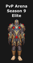 Paladin PvP Arena Season 9 Elite Set