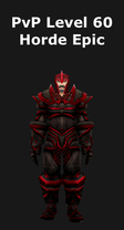 Paladin PvP Level 60 Horde Epic Set