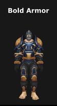 Plate Bold Armor Set