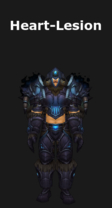 Death Knight's Heart-Lesion Armor