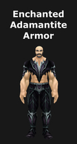 Plate Enchanted Adamantite Armor