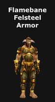 Plate Doomplate Battlegear Set