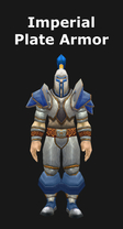 Imperial Plate Armor Set