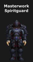 Masterwork Spiritguard Armor