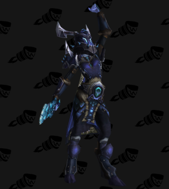 WoD Honor Season 1 Alliance Female Plate Set