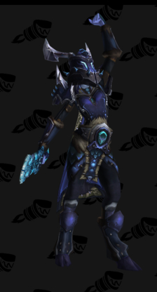 Warlords of Draenor Season 1 Honor Alliance Female Plate Set