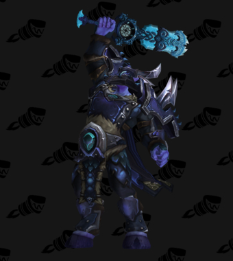 WoD Honor Season 1 Alliance Male Plate Set