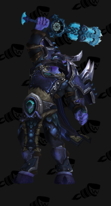 Warlords of Draenor Season 1 Honor Alliance Male Plate Set