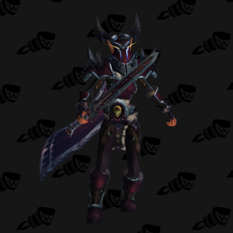 WoD Honor Season 1 Horde Female Plate Set