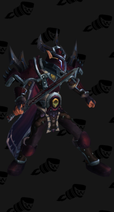Warlords of Draenor Season 1 Honor Horde Male Plate Set