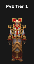 Priest PvE Tier 1 Set