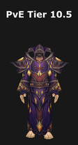 Priest PvE Tier 10.5 Set