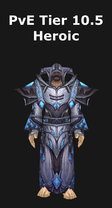 Transmogrification priest cloth sets guide wod 6 2 world of