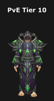 Priest PvE Tier 10 Set
