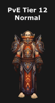 Priest PvE Tier 12 Set