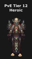 Priest PvE Tier 12H Set