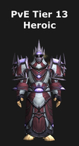 Priest PvE Tier 13 Heroic Set