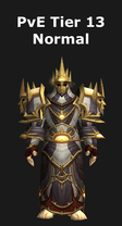 Priest PvE Tier 13 Set