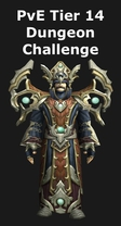 Priest PvE Challenge Mode Set