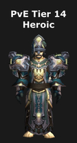 Priest PvE Tier 14 Heroic Set