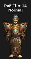 Priest PvE Tier 14 Set