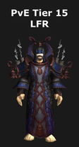 Priest PvE Tier 15 LFR Set