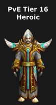 Priest PvE Tier 16 Heroic Set