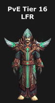 Priest PvE Tier 16 LFR Set
