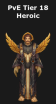 Priest PvE Tier 18 Heroic Set