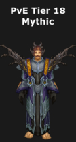 Priest PvE Tier 18 Mythic Set