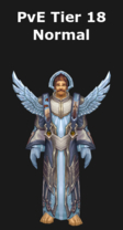 Priest PvE Tier 18 Normal Set