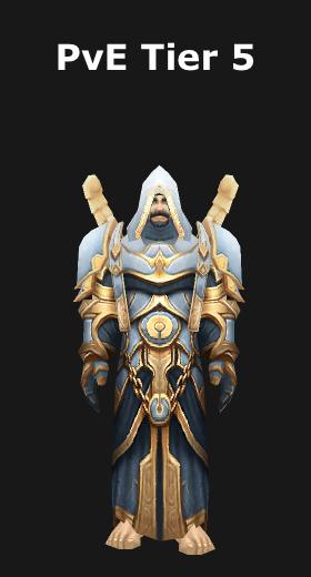 Transmogrification Priest Pve Tier 5 Set Wod 6 2 World Of Warcraft Icy Veins