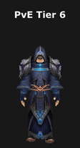 Priest PvE Tier 6 Set