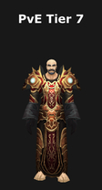 Priest PvE Tier 7 Set