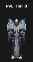 Priest PvE Tier 8 Set