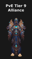 Priest PvE Tier 9 Alliance Set