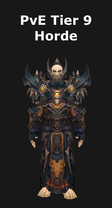 Priest PvE Tier 9 Horde Set