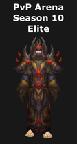Priest PvP Arena Season 10 Elite Set
